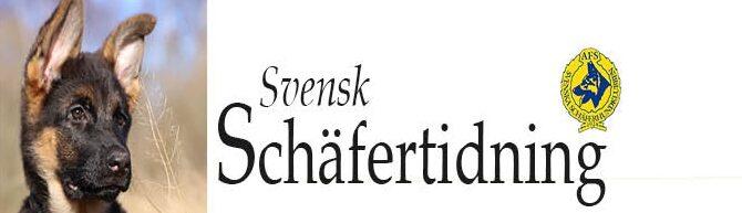 Svensk Schäfertidning